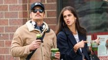 James Franco Makes Rare Public Outing in New York City with Girlfriend Isabel Pakzad