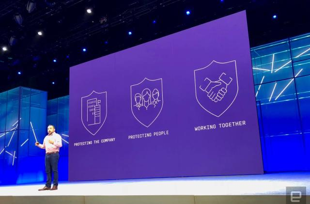 Facebook hopes to write the security 'playbook' for others to follow