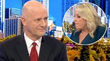 Senator refuses to apologise for calling TV presenter a 'b**ch'