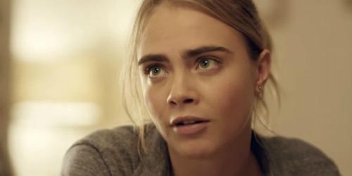 Cara Delevingne prepped for Suicide Squad with naked