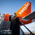 EasyJet passenger numbers plunge 99.6% as coronavirus grounds flights