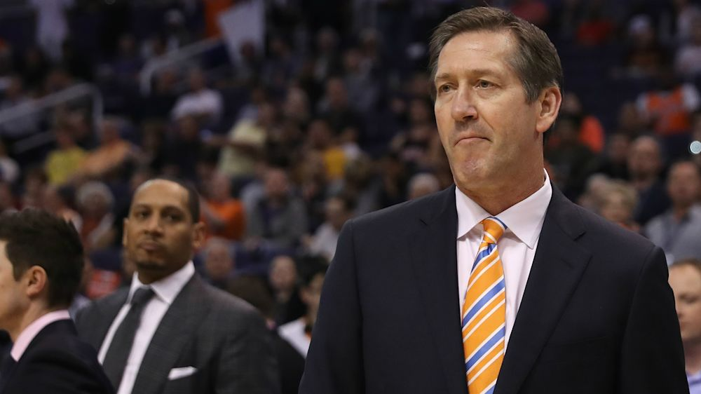 Jeff Hornacek threatens Knicks players to embrace triangle or play elsewhere