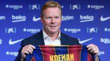'Se Suárez ficar, será um jogador a mais na equipe', diz Koeman