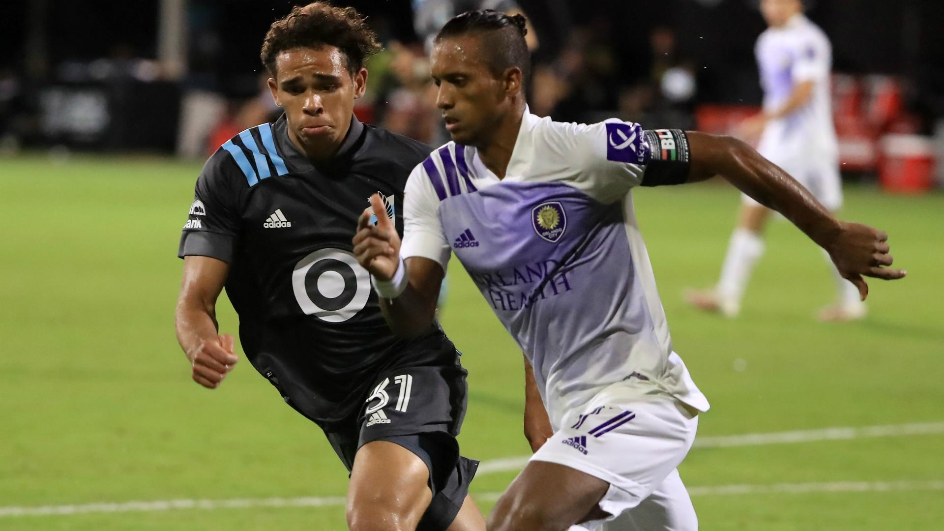 Orlando City 3-1 Minnesota United: Nani brace secures spot in MLS is Back Tournament final