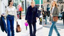 打造「偽長腿」全靠它:因為 Gigi Hadid, 2018 這款復古牛仔褲要回來了!