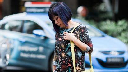 PHOTOS: Street style inspirations in Singapore