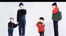 這位日本媽媽每天都在 Instagram 上載與 3 歲兒子的親子穿搭照,每一套簡單又好看!