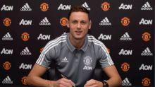 Matic renova contrato com Manchester United até 2023