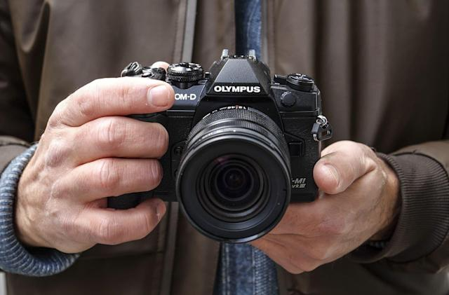 Olympus E-M1 III review: Fast, but way behind flagship camera rivals