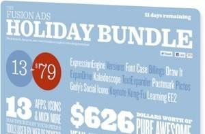 Holiday savings for designers with the Fusion Ads Holiday Bundle