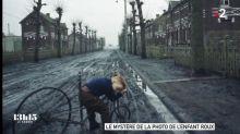 """La photo de l'enfant au vélo, dont le mystère a été levé, """"referme d'une certaine manière la page de l'époque des mines"""""""