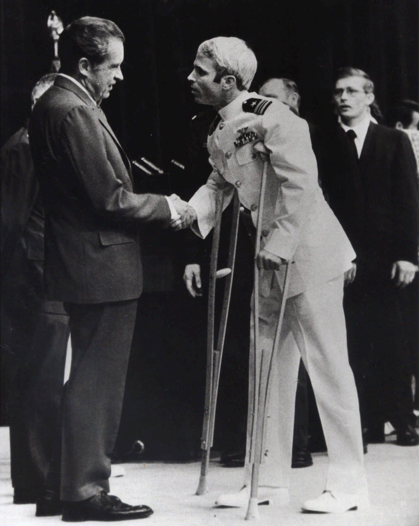 AP WAS THERE: John McCain released after 5½ years as a POW