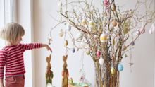 This light-up Easter tree is the home decoration you never knew you needed