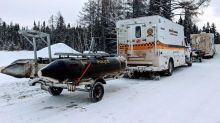 Quebec police find bodies of two of four missing French snowmobilers