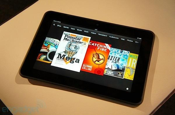Amazon confirms Kindle Fire HD models use Android 4.0 under the hood