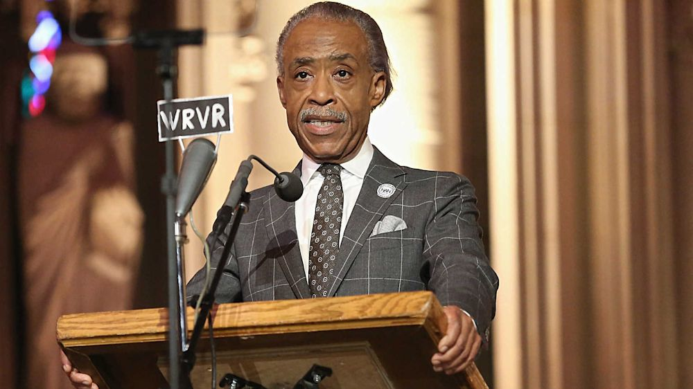 Rev. Al Sharpton threatens boycott of ESPN over 'outrageous' Jemele Hill suspension