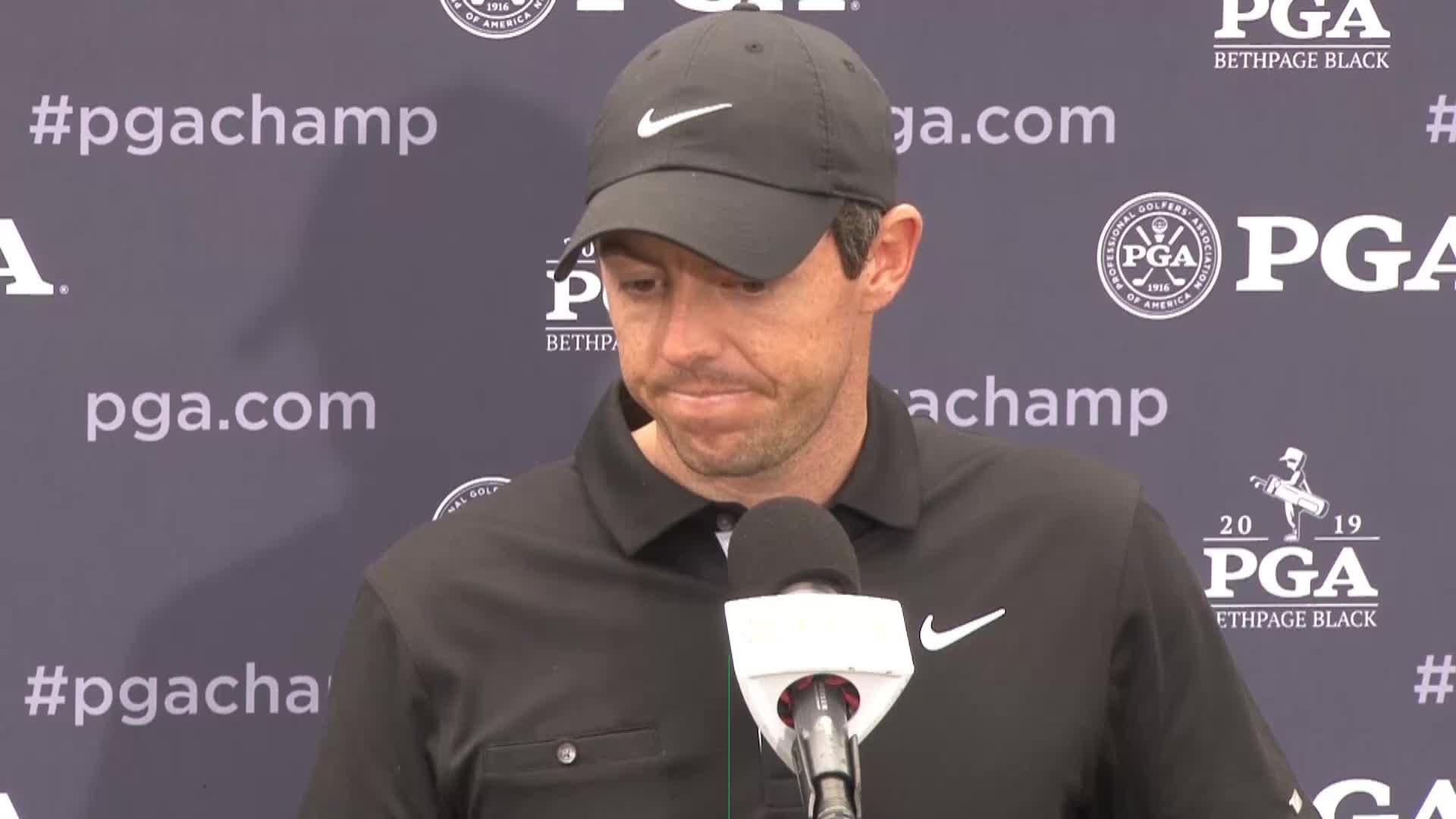 I knew I had to step up to make the cut - McIlroy