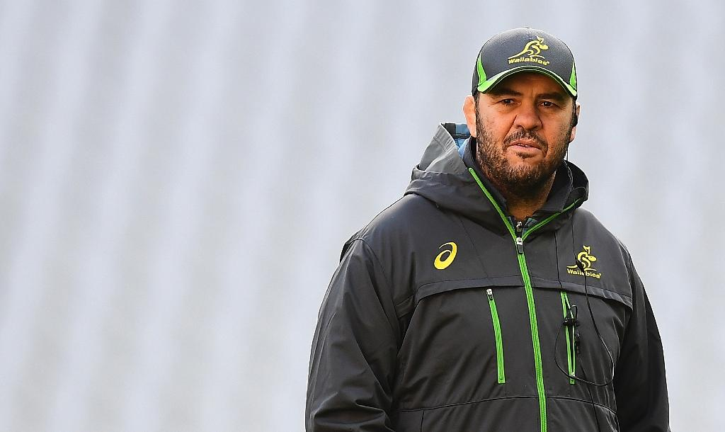 Wallabies coach Cheika not bugging All Blacks for espionage apology