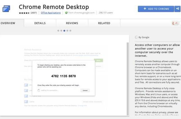 Chrome Remote Desktop comes out of beta, adds real-time audio feed for Windows users