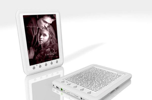 Mustek MER-6T is another Twilight-loving touchscreen e-reader