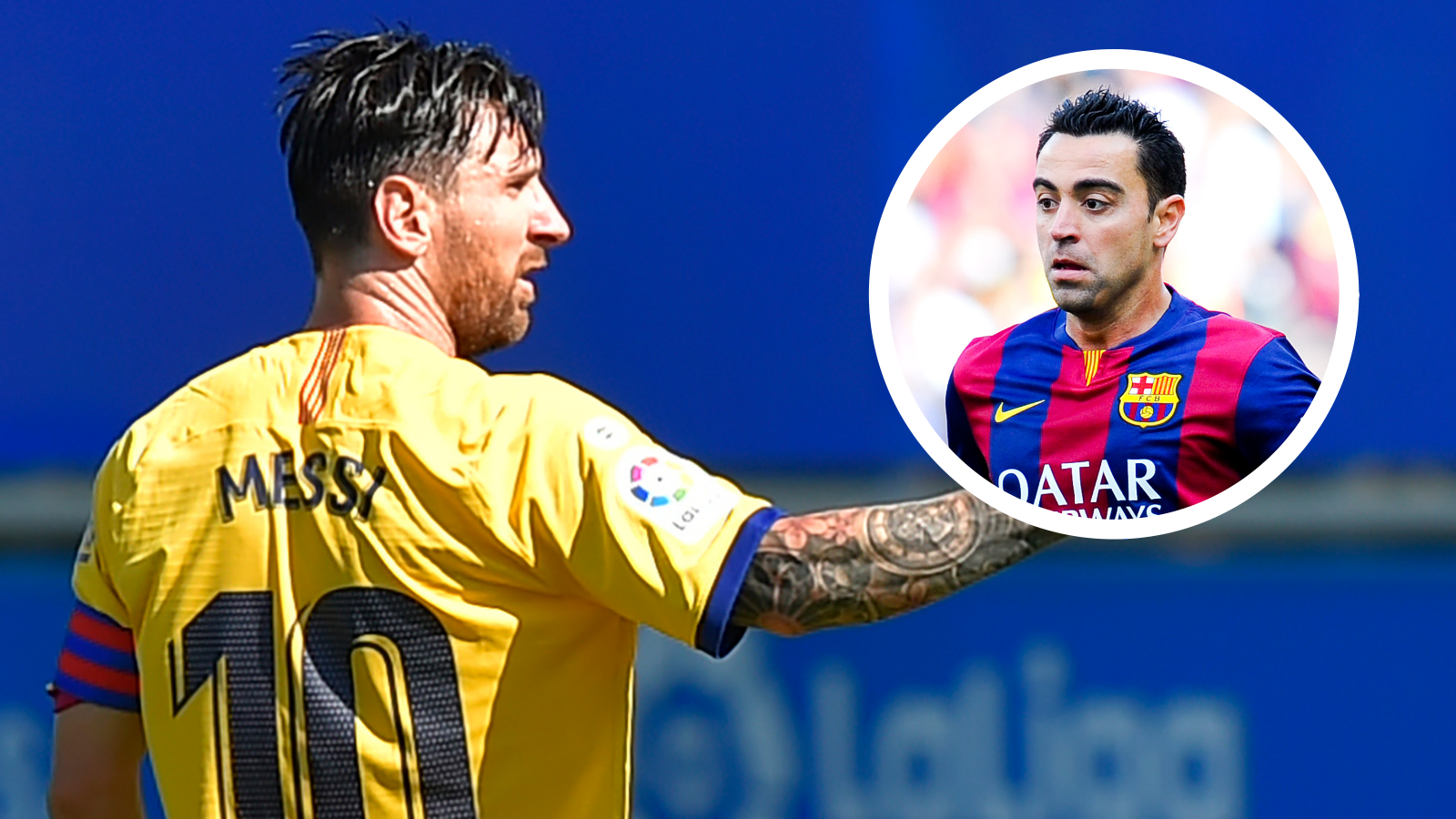 Messi passes Xavi to claim La Liga assist record