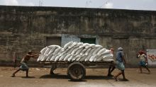 India's Oct 1-Feb 15 sugar output rises about 8 percent - trade body