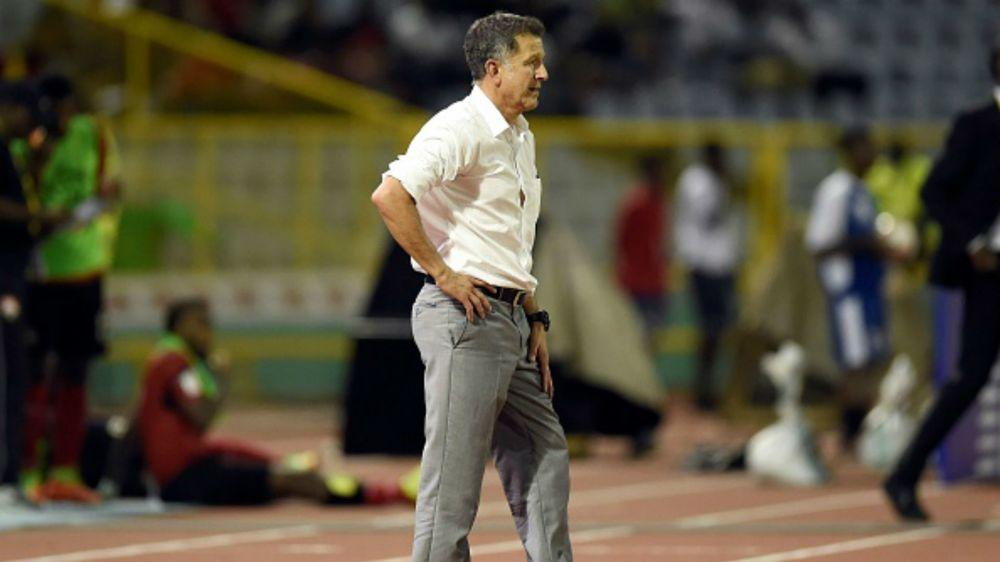 """Osorio: """"La Copa Oro se jugará con futbolistas de la Liga MX"""""""
