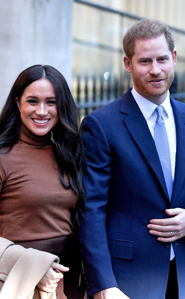 "Prince Harry and Meghan Markle Honor Their Mothers in ""Letter for 2021"""