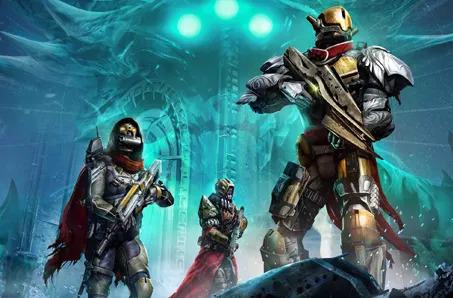 Destiny's Dark Below gameplay previewed in new video
