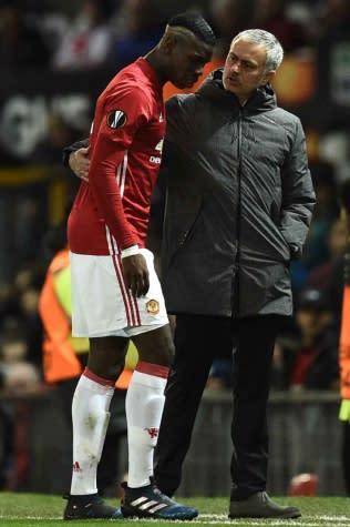 Manchester United não terá Pogba para jogo contra o Middlesbrough