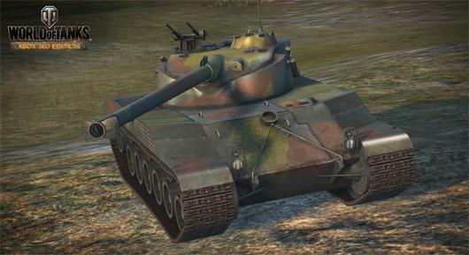 World of Tanks 360 edition gets French tech tree