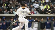 Tim Tebow puts slump behind him with opposite field home run