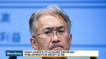 Sony to Buy Out EMI Music Publishing for About $2 Billion