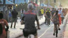 Coronavírus: Estudo identifica queda no isolamento social em sete bairros do Rio; Confira