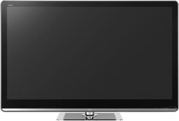Sharp debuts 60-inch 240Hz Aquos LED LCD TV, 68-inch set with a touch of yellow in its RGB