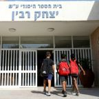 School's back amid uneasy calm in southern Israel