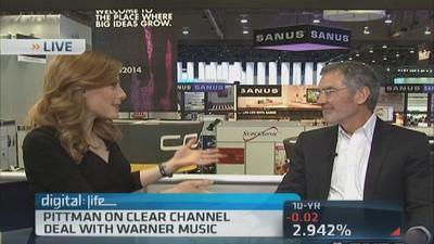 Clear Channel CEO: We want to be everywhere