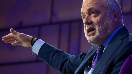 A major injury changed Aetna CEO's views