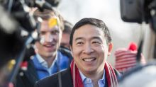 Andrew Yang is headed to CNN