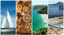 Shoal Bay is a stylish hidden holiday gem