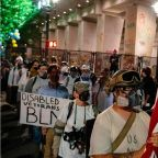 Protesters in Portland express frustration at declining turnout at some demonstrations
