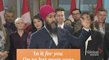 Federal Election 2019: Singh says minority governments are 'a good thing'