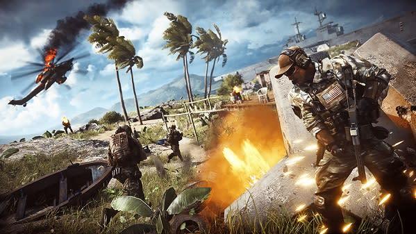 DICE promises more Battlefield 4 DLC, surveys classic maps
