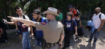 DOJ sues Texas over governor's order on immigrants