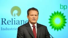 BP says chairman to step down