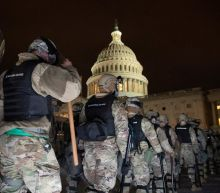 National guard activated in Washington DC ahead of Derek Chauvin verdict