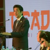 Japan takes aid show to Africa, in China's shadow