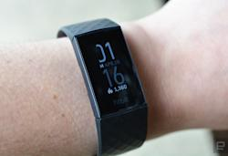 Fitbit's Charge 4 band can now display blood oxygen saturation levels