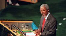Kofi Annan em dez datas