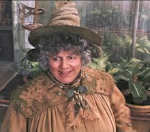 Harry Potter's Miriam Margolyes responds to JK Rowling's trans comments